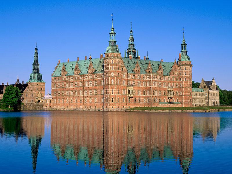 Castillo-de-Frederiksborg